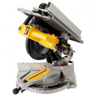 DeWalt 305mm Tisch-, Kapp- und Gehrungssäge D27113