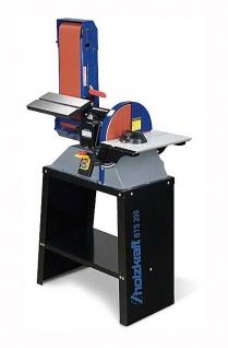 Holzkraft BTS 200 - Band- und Tellerschleifmaschine