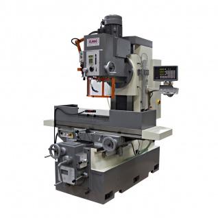 Elmag UBF 140 V - Universal-Bettfräsmaschine