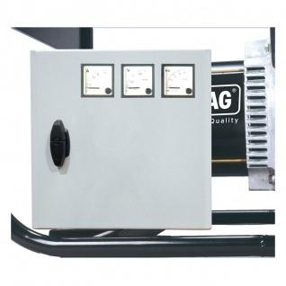 Elmag Spannungs-, Stromstärke- u. Frequenzmessgerät 1x230 Volt