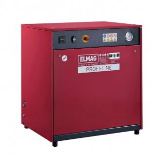 Elmag PROFI-LINE SILENT PL-S 1100/10/3 D - SET - Kompressor