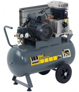 Schneider - UniMaster - UNM 410-10-50 W oder D - Kolbenkompressor