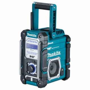 Makita DMR112 - Akku-Baustellenradio