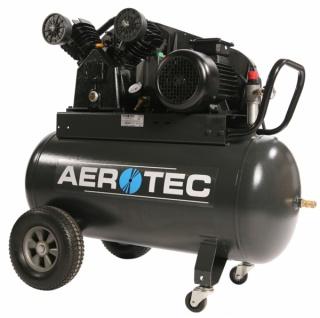 Aerotec 500-90 - Kolbenkompressor - 400V