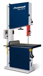 Holzkraft HBS 640 AS - Präzisions - Holzbandsägen für den Profi