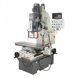 Elmag GBFM 50 GAL - Getriebe Bohr- und Fräsmaschine inkl. Digitalanzeige