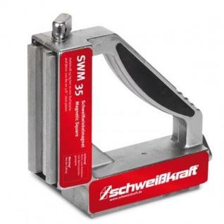 Schweißkraft SWM 35 - Schaltbarer Schweißwinkelmagnet