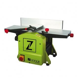 Zipper ZI-HB204 Abricht-Dickenhobelmaschine