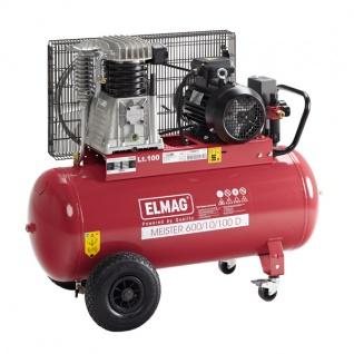 Elmag Meister 700/10/100 D - Kompressor - Vorschau 2