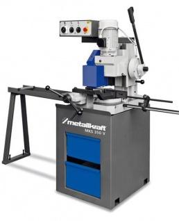 Metallkraft MKS 350 V SET - Man. Vertikal-Metallkreissäge