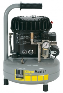 Schneider - SilentMaster - SEM 50-8-9 W - Geräuscharmer Kolbenkompressor