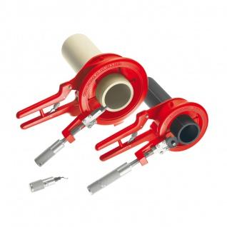 ROTHENBERGER Kunstoffrohr-Schere ROCUT® 110 SET Kunststoff Ø 50, 75, 110mm