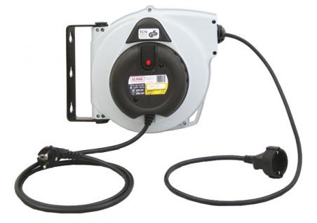 Elmag ROLL ELECTRIC JUNIOR 230/10 - Automatischer Kabelaufroller - Vorschau 2