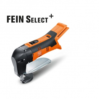 Fein ABLS 18 1.6 E Select - Akku-Blechschere bis 1, 6 mm
