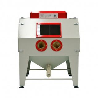 Elmag PAL-4XL D 24 lt. - Druck-Sandstrahlkabine Modell
