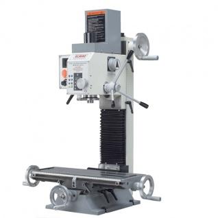 Elmag MFB 20-L Vario - Getriebe Fräs- und Bohrmaschine - Vorschau 2