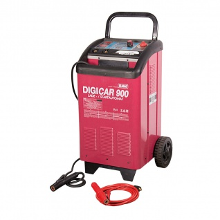Elmag DIGICAR 900 - Lade- und Startautomat