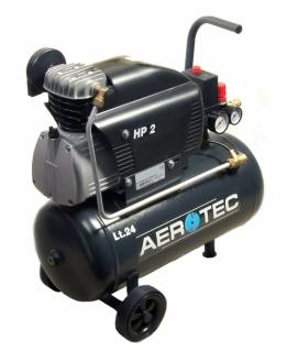 Aerotec 220-24 FC - Kolbenkompressor - 230V