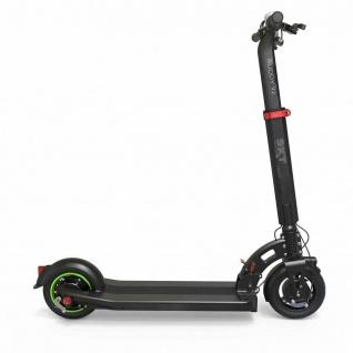 SXT Buddy V2 - kompakter Escooter mit nur 13, 7 kg Gesamtgewicht, 650 W max.