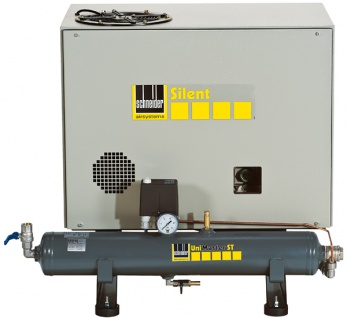 Schneider - UniMaster STB - UNM STB 660-10-10 XS - Kolbenkompressor