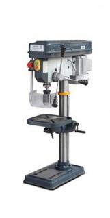 OPTIMUM B 20 SET - Tisch- und Säulenbohrmaschine inkl. Schraubstock MSO 100 - 230 oder 400 V