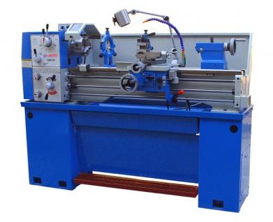 SilTec - WM330A-1000 - Leit- und Zugspindeldrehmaschine - 400V