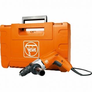 FEIN BOP 10 - Bohrmaschine bis 10 mm inkl. Kunststoff-Werkzeugkoffer