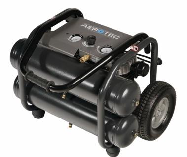 Aerotec 290-20 - Montagekompressor - 230V