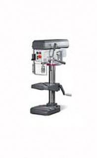 OPTIMUM B 28 H SET - Tisch- und Säulenbohrmaschine inkl. Schraubstock BMS 120