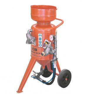 Elmag - Sandstrahlgerät CB 24-V3