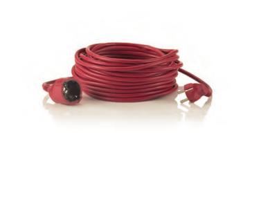 Hedi - VK50P01 PVC-Verlängerungsleitung