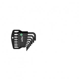 Wiha TORX PLUS®-Stiftschlüsselsatz im Classic Halter - Brüniert, 8-tlg.