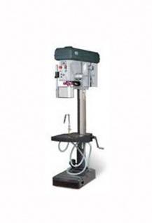 OPTIMUM B 34 HV SET - Tisch- und Säulenbohrmaschine mit leistungsstarkem OPTIMUM Brushless-Antrieb,