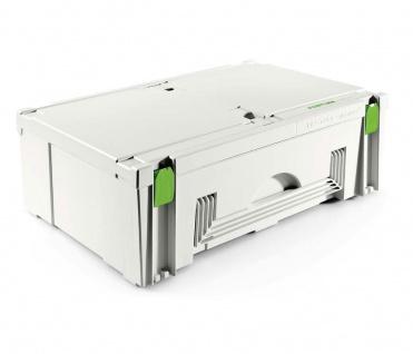 FESTOOL MAXI-SYSTAINER ohne Einlagen SYS MAXI - 490701