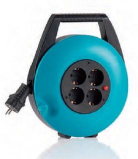 HEDI - KBT081 Kabelbox Türkis (ohne Thermoschutz)