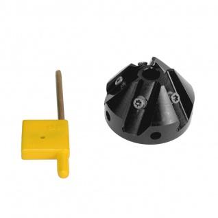 Metallkraft Fräskopf 30° - 45° für Kantenentgratgerät KE 10