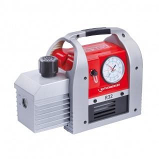 ROTHENBERGER Vakuumpumpe ROAIRVAC R32 6.0