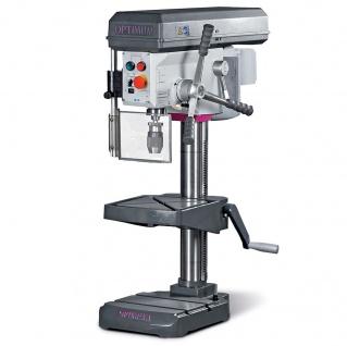 OPTIMUM B 34 H - Robuste Tisch - und Säulenbohrmaschine
