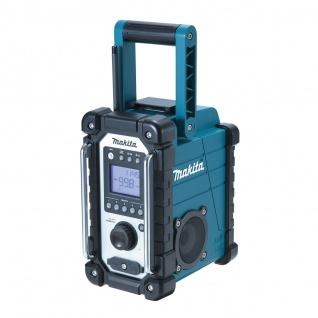 Makita DMR107 - Akku-Baustellenradio 7, 2 - 18 V