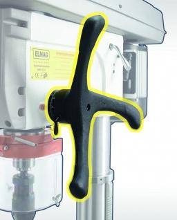 Elmag KBM 13 TN - Keilriemen-Tischbohrmaschine - 230 V - Vorschau 4