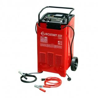 Elmag EUROSTART 550 - Lade-Startgerät