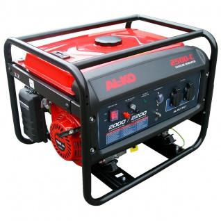AL-KO - 2500-C - Stromgenerator