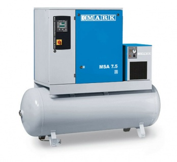 Elmag - MSA MAXPLUS 15-500(8/10 bar oder 13 bar) - Schraubenkompressor