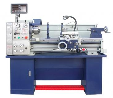 SilTec - WM300A-910 - Leitspindeldrehmaschine - 400V