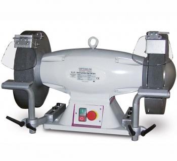 OPTIMUM OPTI SM 300 - Doppelschleifmaschine, ein Qualitätsprodukt für Handwerk und Industrie. Vario-