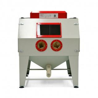 Elmag PAL-4XL - Sandstrahlkabine (inkl. Absaugzyklon)