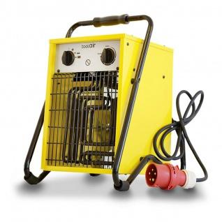 toolair H-9B - Elektroheizgebläse - 400 Volt - 9 kW