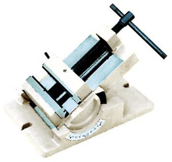 JET Maschinen-Schraubstock, schwenkbar 100 mm