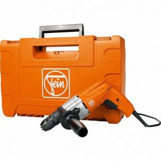 FEIN BOP 13-2 - Zweigang-Bohrmaschine bis 13 mm inkl. Kunstoff-Werkzeugkoffer
