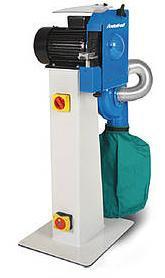 Metallkraft BEG 250S - universelle Bürsten-Entgratschleifgeräte, für Industrie und Handwerk, S-Ausf